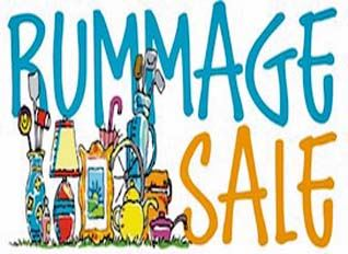 rummage sale website