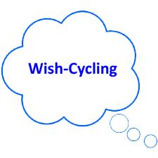 wish cycling graphic