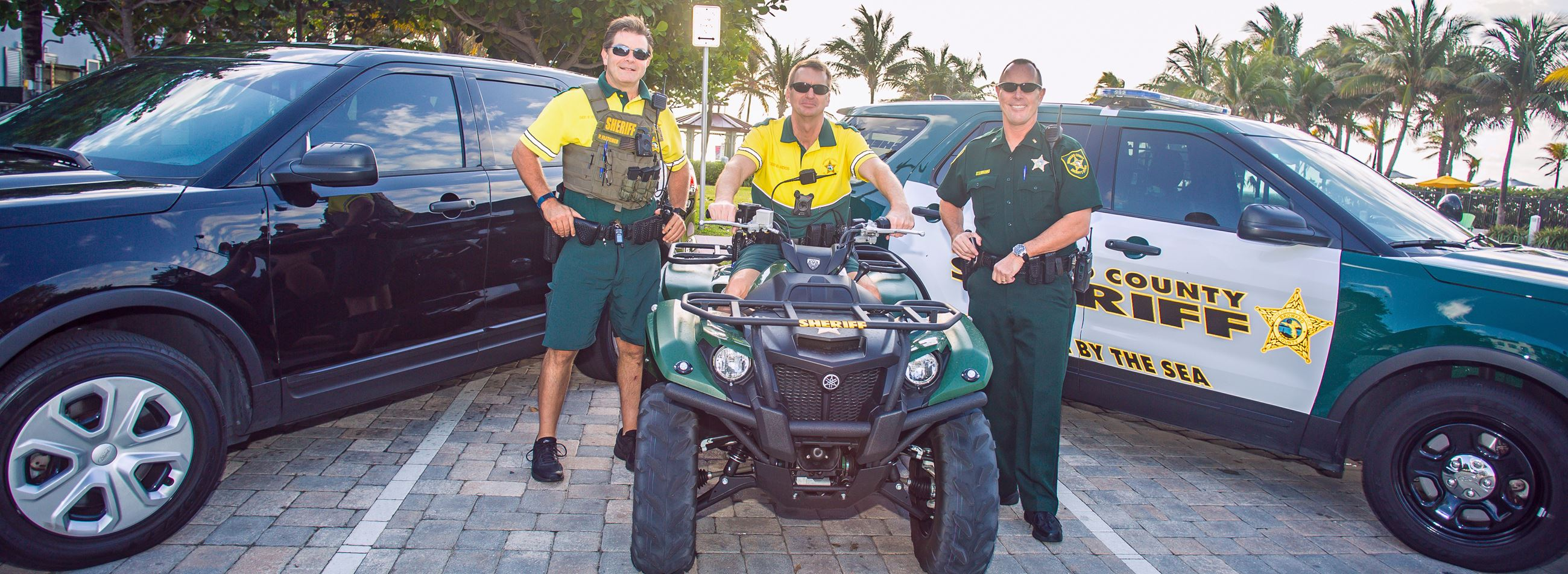 New BSO Vehicle