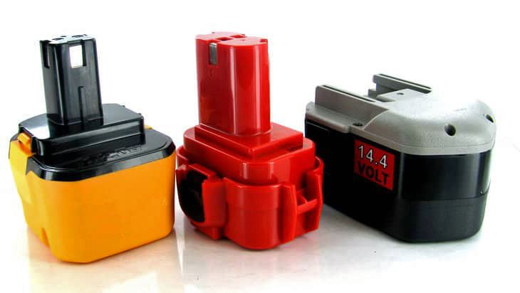 power tool batteries photo